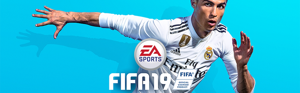Buy FIFA19 with FREE Delivery