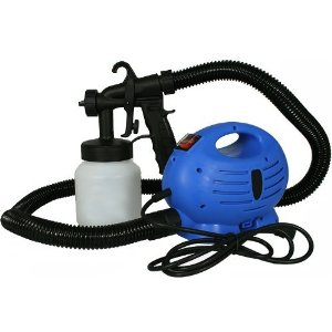 New Paint Sprayer Paint Zoom PZ-001 Paint Sprayer with 3-Way Spray head
