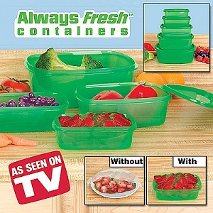 Always Fresh Containers (10 PIECE)