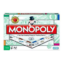 Monopoly: The Fast-Dealing Property Trading Game