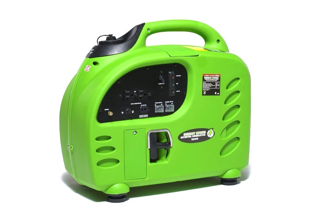 Lifan Energy Storm ESI 2000i 2000 Watt 125cc 4-Stroke OHV Gas Powered Portable Inverter Generator (Rent to Own)