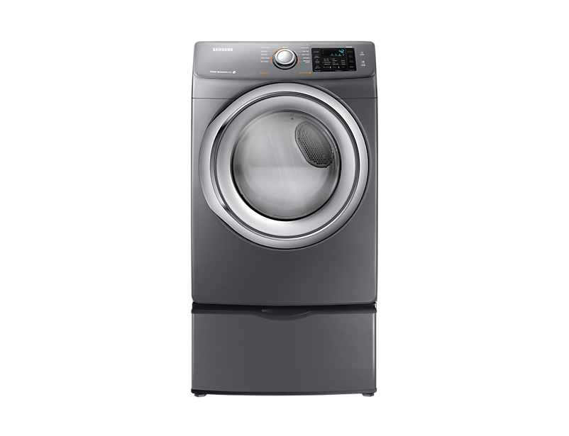 Samsung 7.2 cu ft Electric Dryer W/ Steam DV42H5200EP (Rent-to-Own)