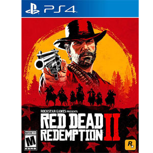 Red Dead Redemption 2 - PlayStation 4 (PS4) (RENT)