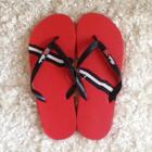 Trinidad & Tobago themed Flip flop- Kimbo brand (male)