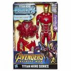 Marvel Infinity War Titan Hero Power FX Iron Man