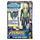 Marvel Avengers Infinity War Titan Hero Power FX Black Widow