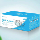 3-ply Non-Woven Disposable Medical Mask (80 masks/box)